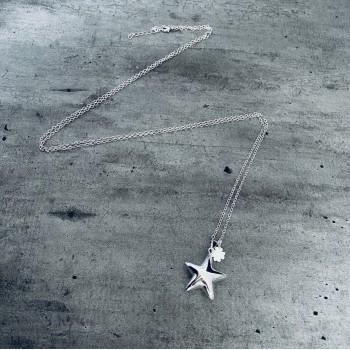 Bola collier de grossesse indonésien étoile pendentif