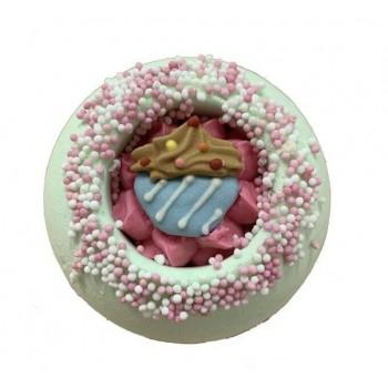Boule de bain cupcake