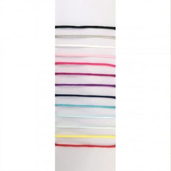 Couleurs du fil en nylon pour attache tétine personnalisée