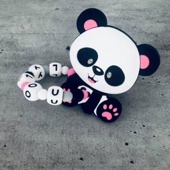 Modele de dentition Panda 2 personnalisée