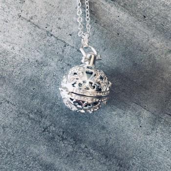 Bola collier de grossesse indonésien Cage pendentif