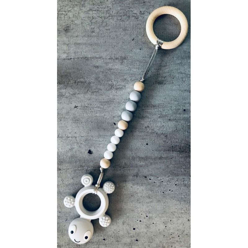 suspension portique arche éveil personnalisée gris